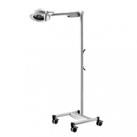 Lampe d'examen mobile pour cabinet médical