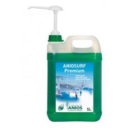Aniosurf, hygiène du sol