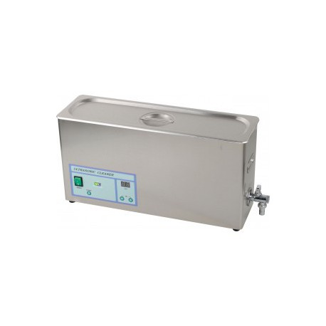 Bac à ultrasons MHC 50, capacité 7 litres