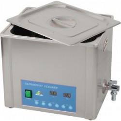 Bac à ultrasons MHC 100, capacité 10 litres