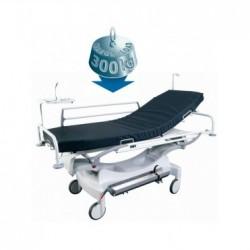 Brancard de transfert personne obèse, hauteur variable électrique
