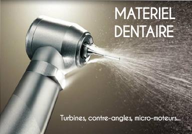 Matériel dentaire, fourniture dentiste