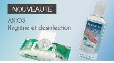 Anios hygiène et désinfection
